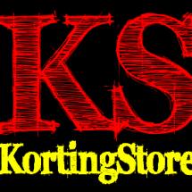 KortingStore Logo