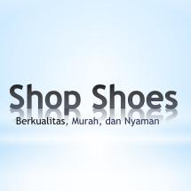 Logo Shop shoes