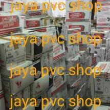 Logo jaya pvc shop