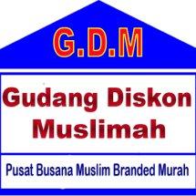 Gudang Diskon Muslimah Logo