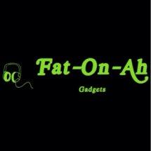 Fat-ON-ah Logo