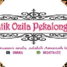 Logo Batik Ozila Pekalongan