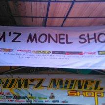 Logo tomz monel shop