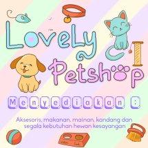 lovelypet petshop Logo