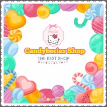 Candyberies Shop Logo
