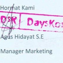 Logo Day'$ kom