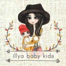 Logo Illya Baby Store