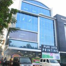 Logo Puri Jaya Printing