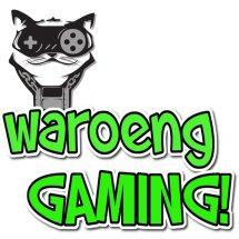 Logo WAROENG GAMING!