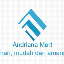 Logo Andriana Mart