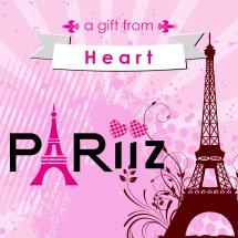 Logo Pariiz Gift Online