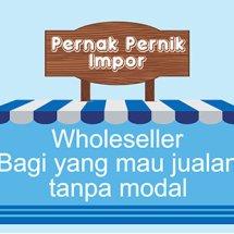 Logo Pernak Pernik Import