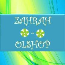 Zahrah-Olshop Logo