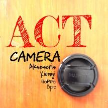 Logo ACT camera