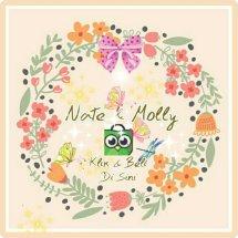 Logo Nate&Molly