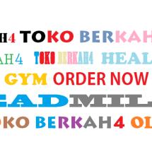 Logo toko berkah4