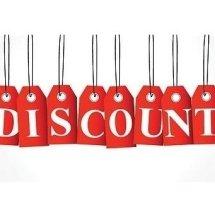 Logo Discount Shop