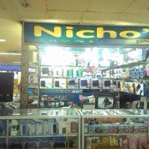 Logo Nichos Game Zone