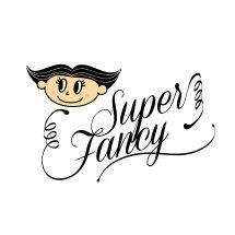 Super Fancy Logo