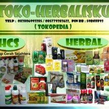 toko-herbalisku Logo
