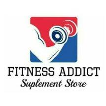 Logo FitnessAddict Suplemen