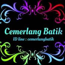 Logo Cemerlang Batik