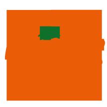 Logo Rumah Organik 88