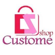 Logo Custome Shop