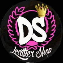 Logo ds leather shop