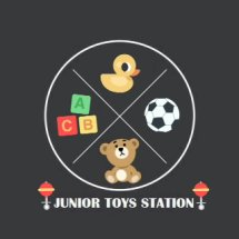 Logo Junior toys station