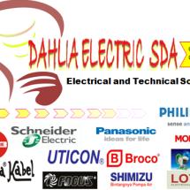 DAHLIA ELECTRIC SDA Logo