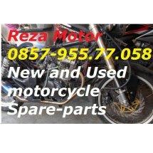 REZA MOTOR Logo