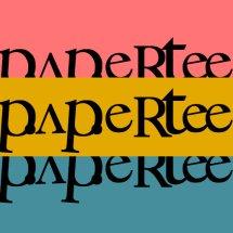 Logo Paper Tee