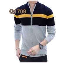 Qboyz sweater Logo