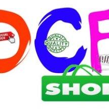 DCF Shop Logo