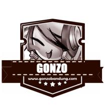 Logo gonzo bandung