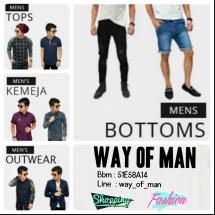 Logo Way of Man