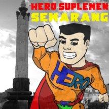 Logo HERO SUPLEMEN SEMARANG