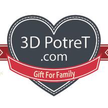 3DPotreT Logo