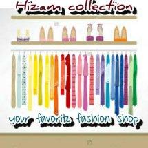 Logo Hizam Collection