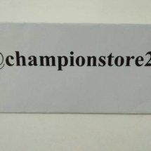 Logo @championstore22