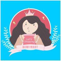 Logo Dewi Mart