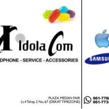 Logo IDOLA COM