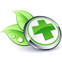 Herbal Is Solution Logo