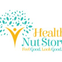Logo Health Nut Story