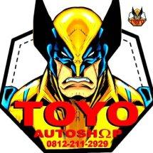 TOYO AUTO SHOP Logo