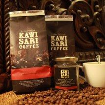 Logo Kawisari Coffee