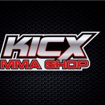 Kicx mma shop Logo