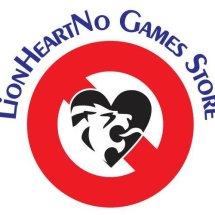 Logo Lionheartno Games Store