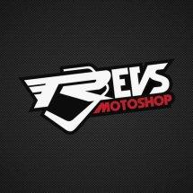 Revs Motoshop Palembang Logo